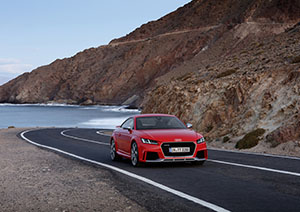 Foto Exteriores (11) Audi Tt-rs Cupe 2016