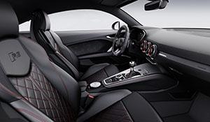Foto Interiores (1) Audi Tt-rs Cupe 2016