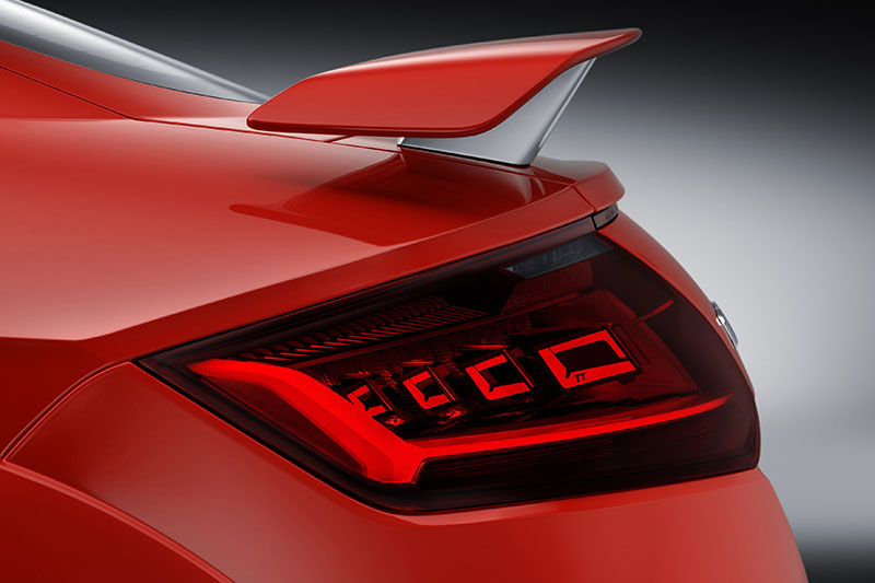 Foto Detalles Audi Tt Rs Cupe 2016
