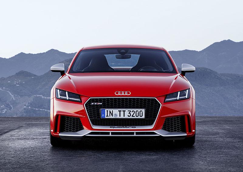 Foto Exteriores Audi Tt Rs Cupe 2016