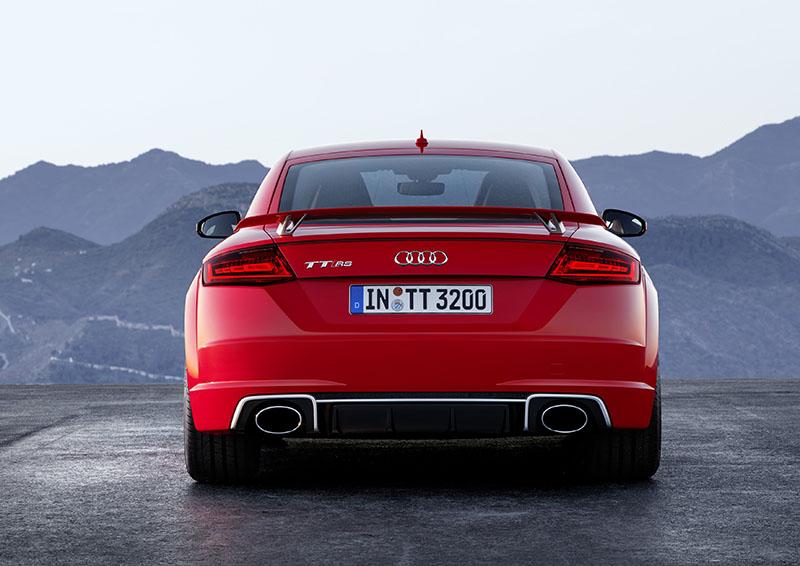 Foto Exteriores (4) Audi Tt-rs Cupe 2016