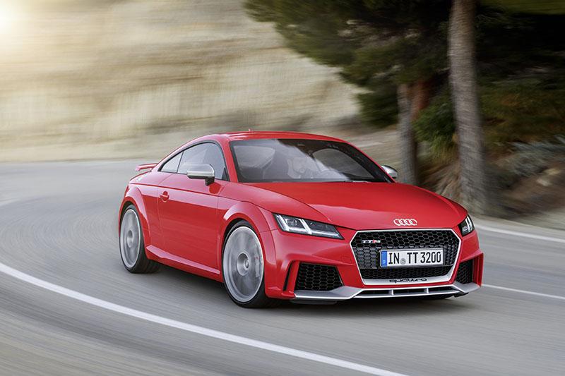 Foto Exteriores (7) Audi Tt-rs Cupe 2016