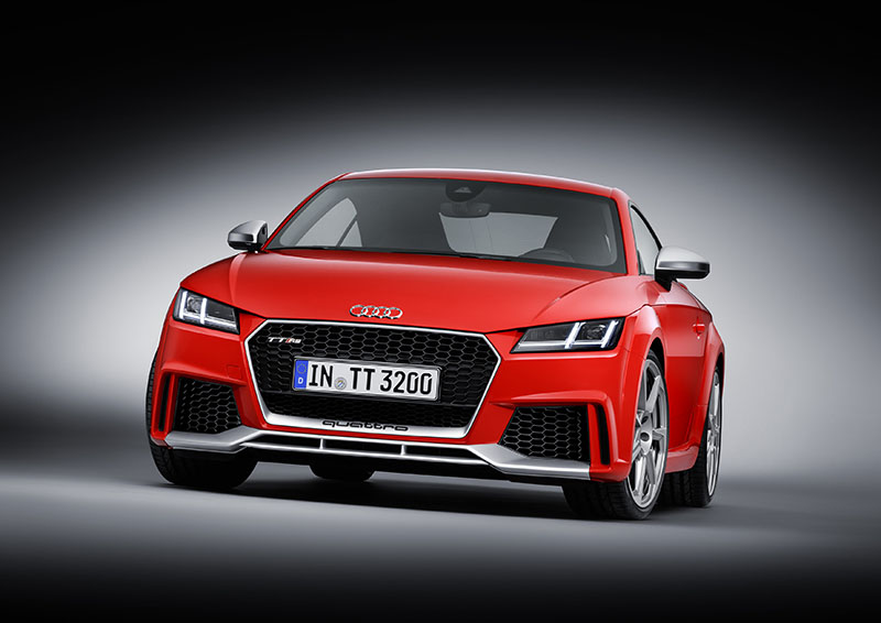 Foto Exteriores (9) Audi Tt-rs Cupe 2016