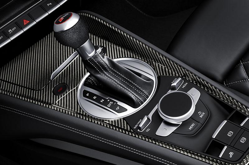 Foto Interiores (2) Audi Tt-rs Cupe 2016