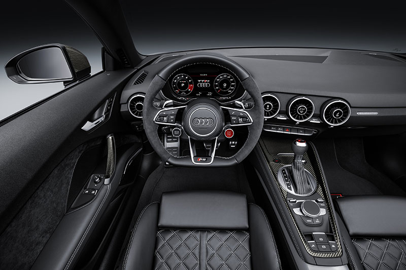Foto Salpicadero Audi Tt-rs Cupe 2016