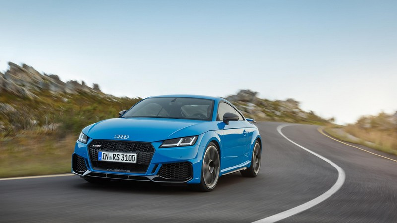 Foto Exteriores 1 Audi Tt-rs Cupe 2019