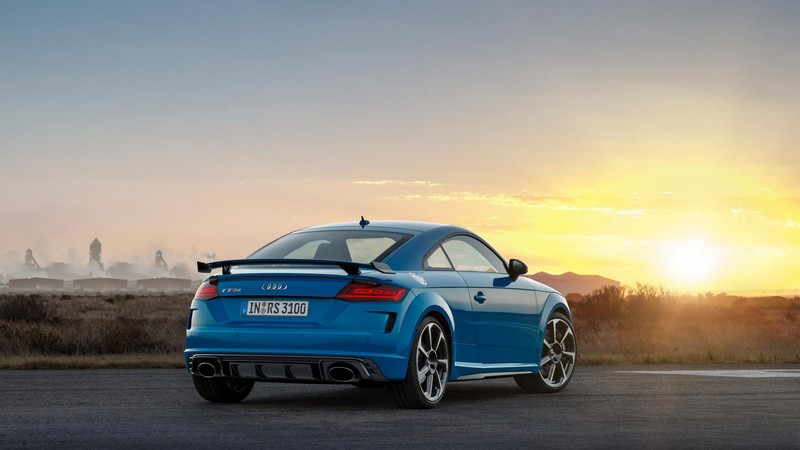 Foto Exteriores Audi Tt Rs Cupe 2019