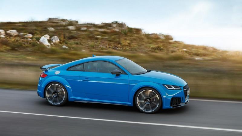Foto Exteriores 3 Audi Tt-rs Cupe 2019