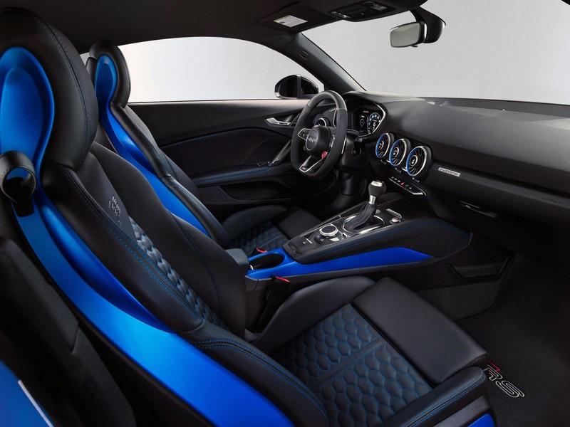 Foto Interiores Audi Tt-rs Cupe 2019