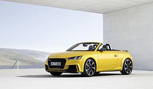 Foto Exteriores (1) Audi Tt-rs-roadster Descapotable 2016
