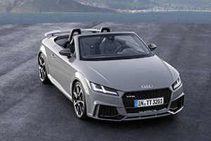 Foto Exteriores (7) Audi Tt-rs-roadster Descapotable 2016