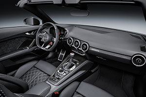 Foto Interiores (1) Audi Tt-rs-roadster Descapotable 2016