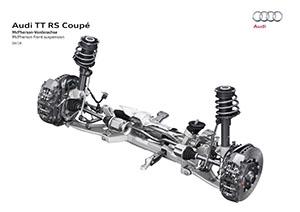 Foto Tecnicas (1) Audi Tt-rs-roadster Descapotable 2016