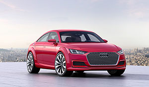 Foto Delantera Audi Tt-sportback Concept 2014