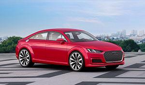 Foto Exteriores (3) Audi Tt-sportback Concept 2014
