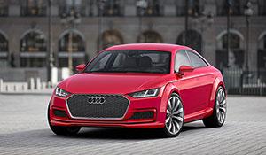 Foto Exteriores (5) Audi Tt-sportback Concept 2014