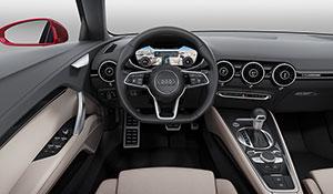 Foto Salpicadero Audi Tt-sportback Concept 2014