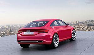Foto Trasera Audi Tt-sportback Concept 2014