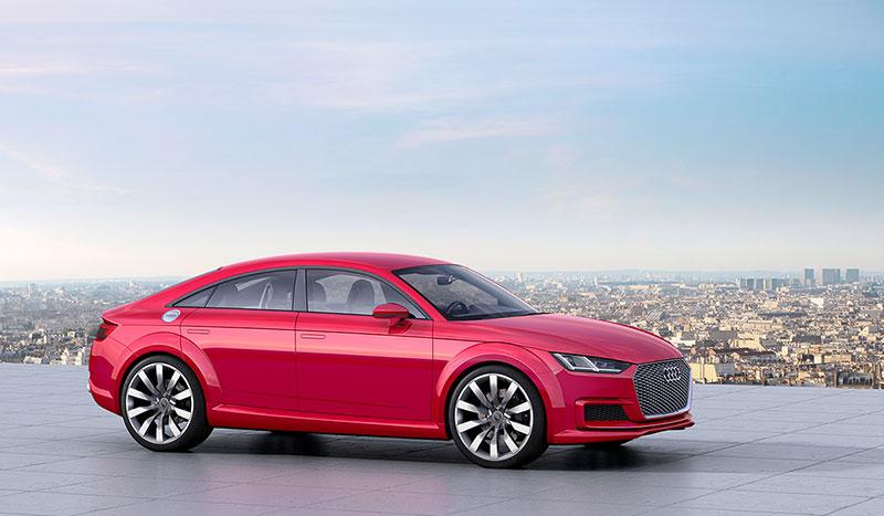 Foto Exteriores (2) Audi Tt-sportback Concept 2014