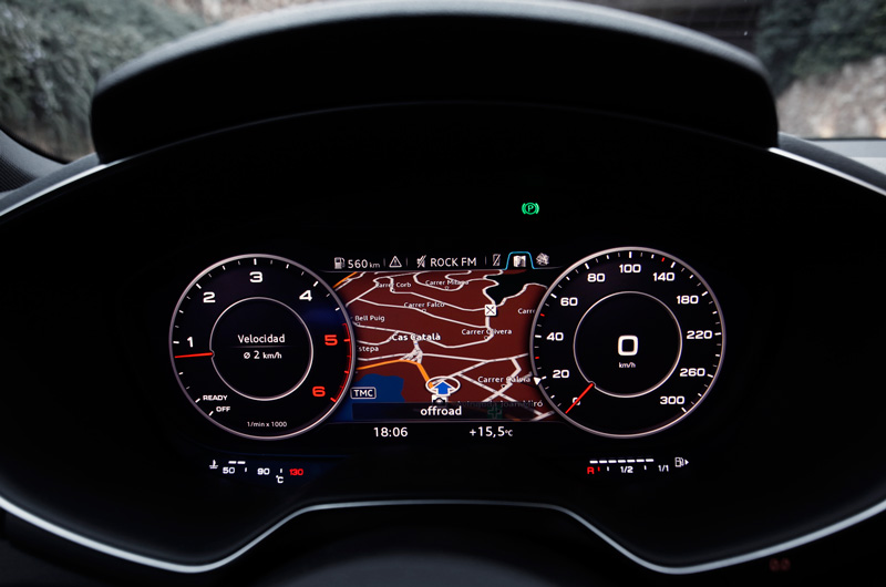 Foto Detalles Audi Tt Ultra Cupe 2015