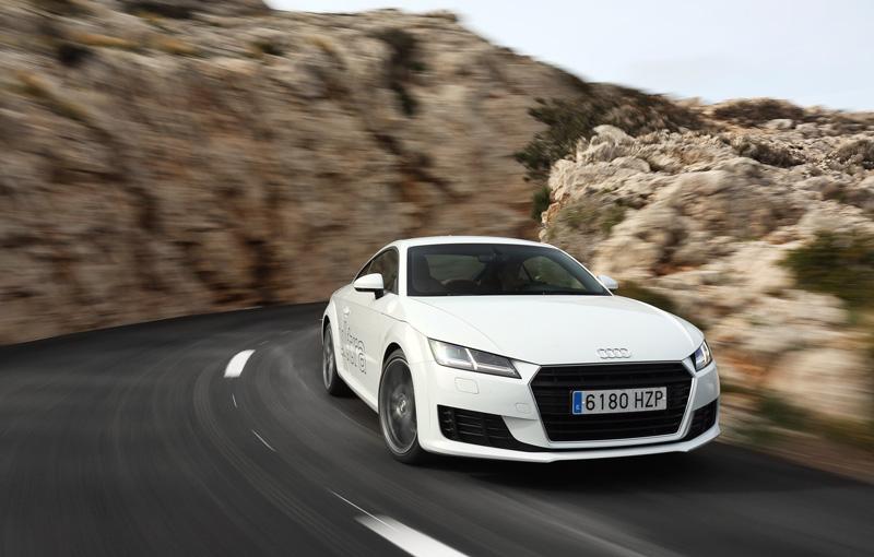Foto Exteriores Audi Tt Ultra Cupe 2015