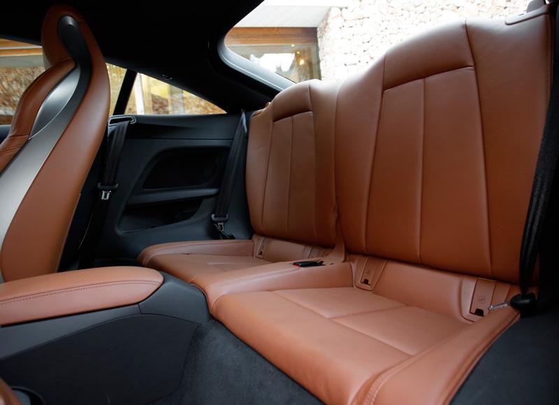 Foto Interiores Audi Tt Ultra Cupe 2015