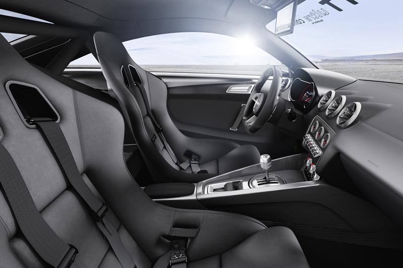 Foto Salpicadero Audi Tt Ultra Concept Cupe 2013