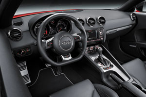 Foto Salpicadero Audi Ttrs Cupe 2012