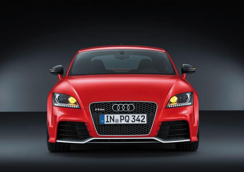 Foto Exteriores Audi Ttrs Cupe 2012