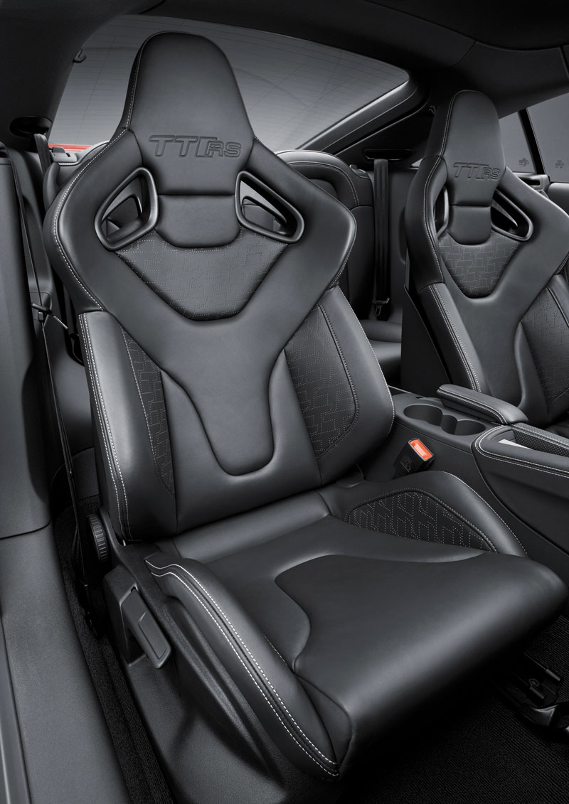 Foto Interiores Audi Ttrs Cupe 2012