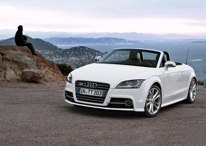 Foto Exteriores Audi Tts Cupe 2012