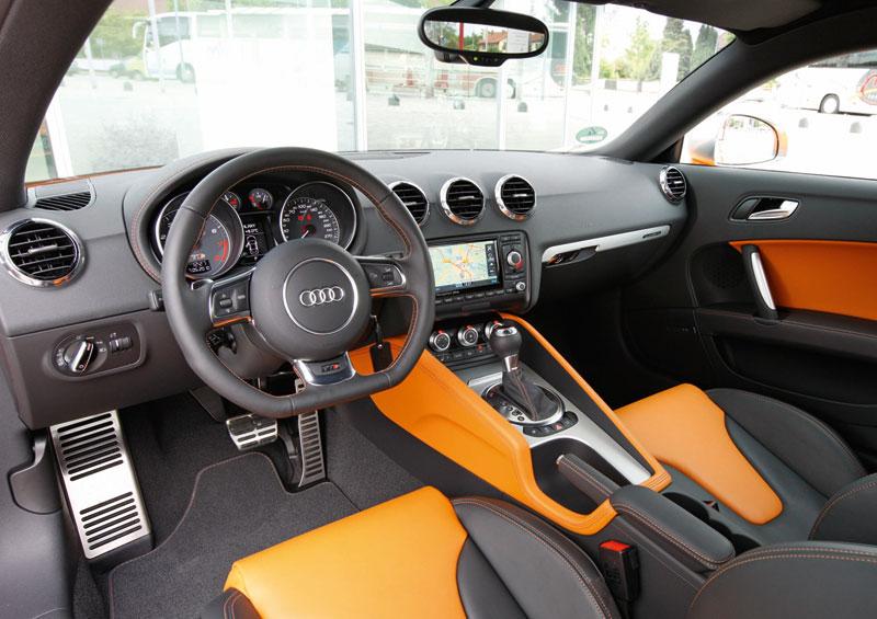 Foto Salpicadero Audi Tts Cupe 2012