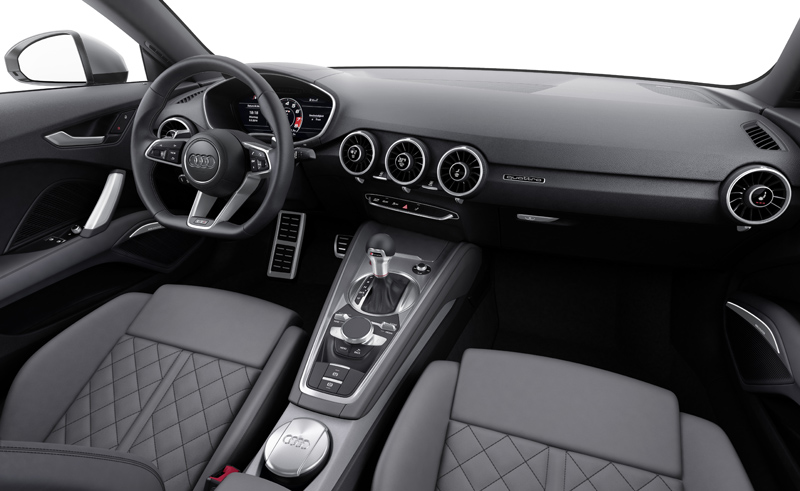 Foto Salpicadero Audi Tts Cupe 2014