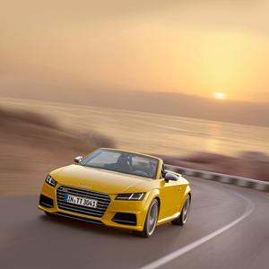 Foto Exteriores (2) Audi Tts Descapotable 2015