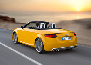 Foto Exteriores (3) Audi Tts Descapotable 2015
