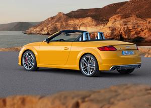 Foto Exteriores (4) Audi Tts Descapotable 2015