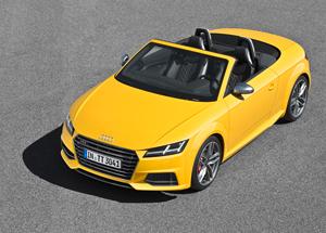 Foto Exteriores (5) Audi Tts Descapotable 2015