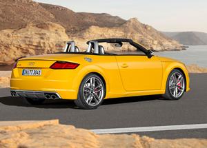 Foto Exteriores (6) Audi Tts Descapotable 2015