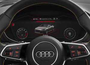 Foto Interiores (1) Audi Tts Descapotable 2015