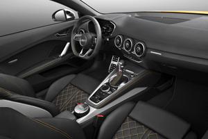 Foto Interiores (2) Audi Tts Descapotable 2015