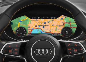 Foto Interiores (3) Audi Tts Descapotable 2015