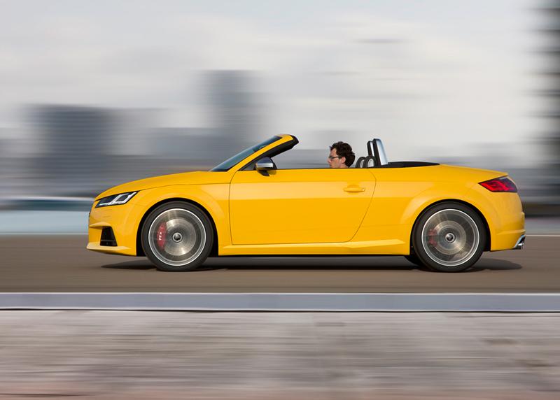 Foto Exteriores (1) Audi Tts Descapotable 2015
