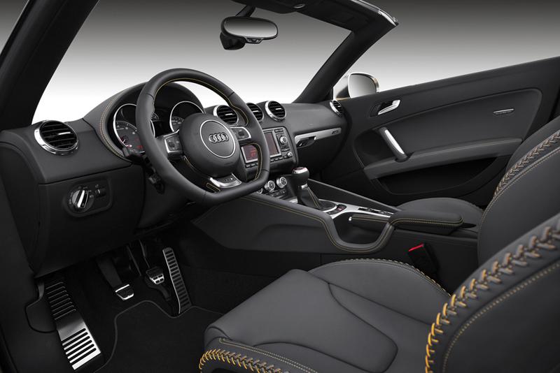 Audi TTS Competition 2013