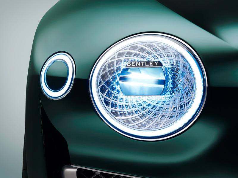 Foto Detalles Bentley Exp 10 Speed Concept 2015