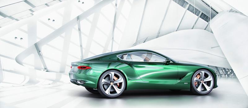 Foto Exteriores Bentley Exp 10 Speed Concept 2015