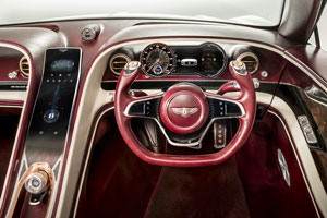 Foto Interiores (3) Bentley Exp-12speed-6e Concept 2017
