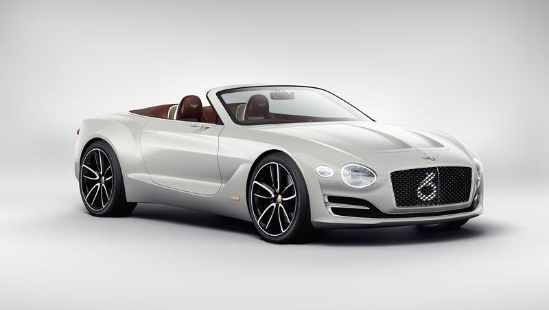Foto Exteriores Bentley Exp 12speed 6e Concept 2017