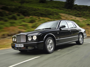 Foto Delantero Bentley Arnage Sedan