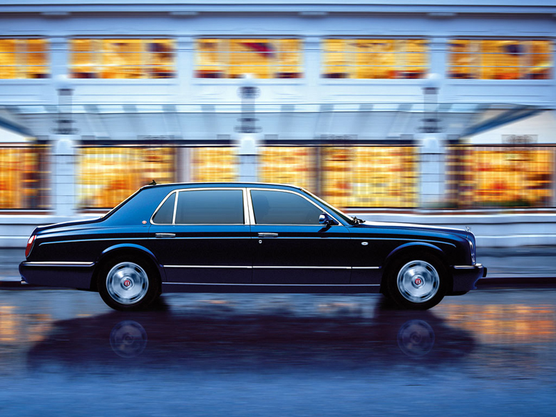 Foto Perfil Bentley Arnage Sedan