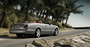 Foto Exteriores (11) Bentley Azure Descapotable 2009